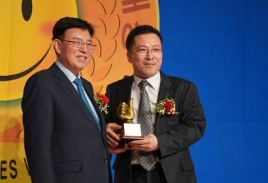 Han Sung-ho, CEO of …